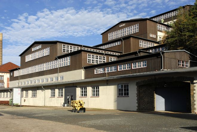 Aufbereitung und heutiges Museumsgebäude